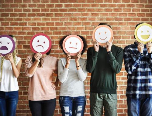 شواهدی دال بر شدت واکنش عاطفی بسیار حساس ها