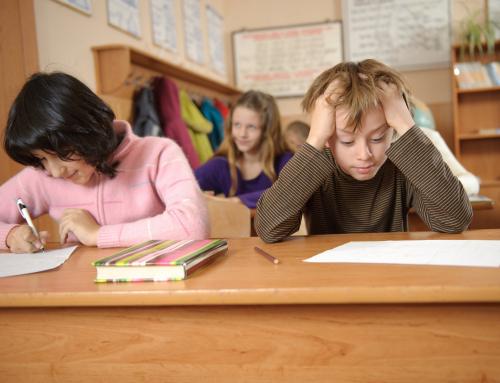 حمایت از کودک بسیار حساس در مدرسه